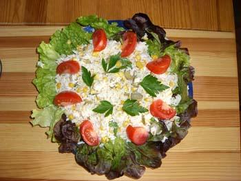 Super salade de Vio