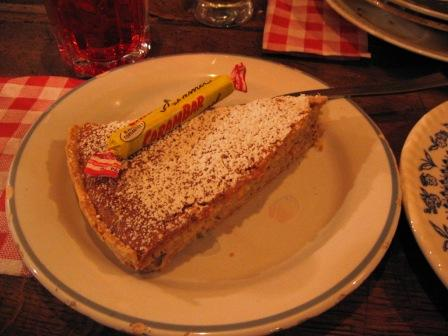 tarte au noix