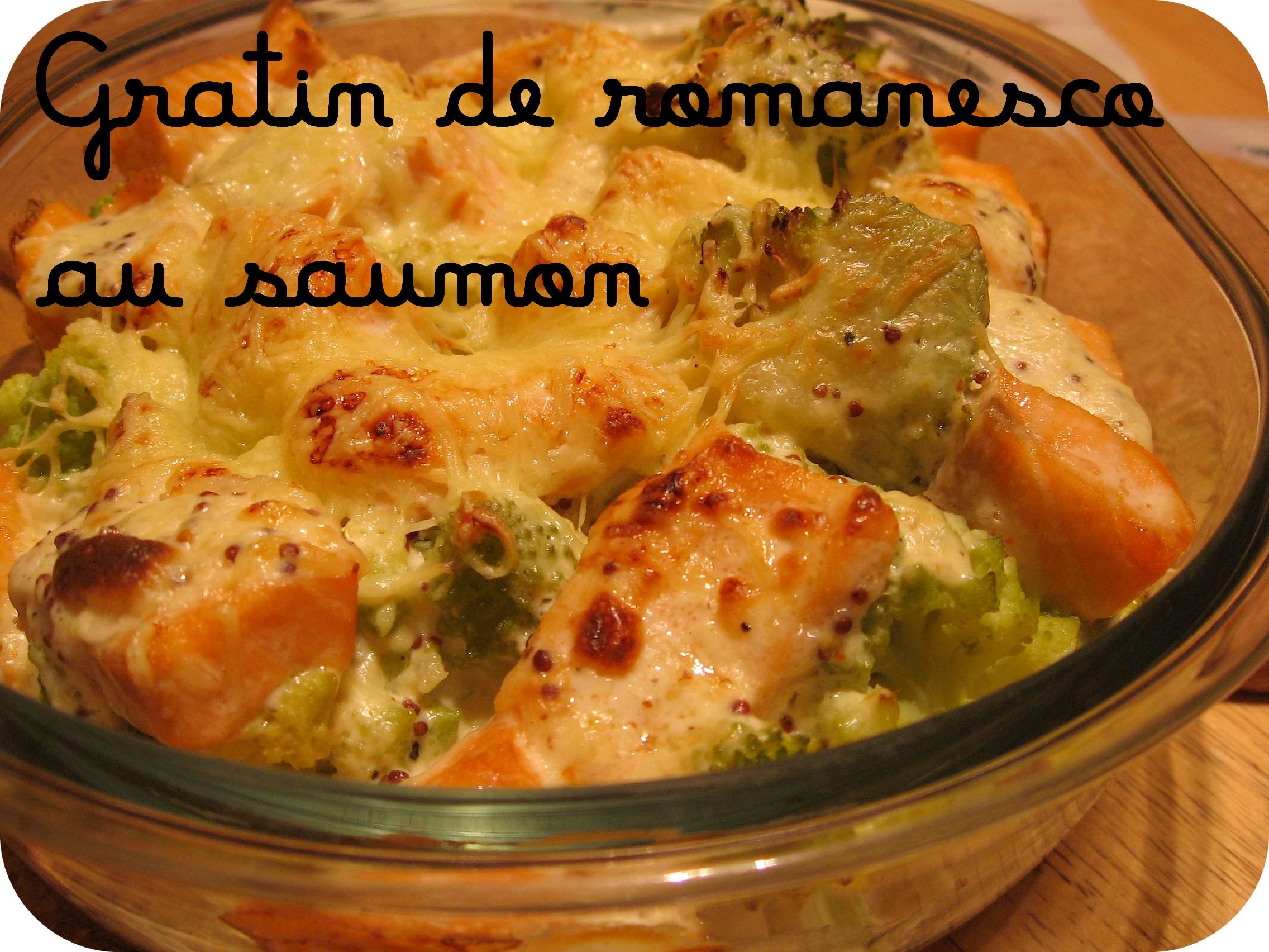 Popotte entre potes gratin de romanesco au saumon for Idee repas entre potes